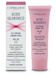 Acido Ialuronico CC Cream Caramello